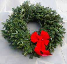 greens wreath