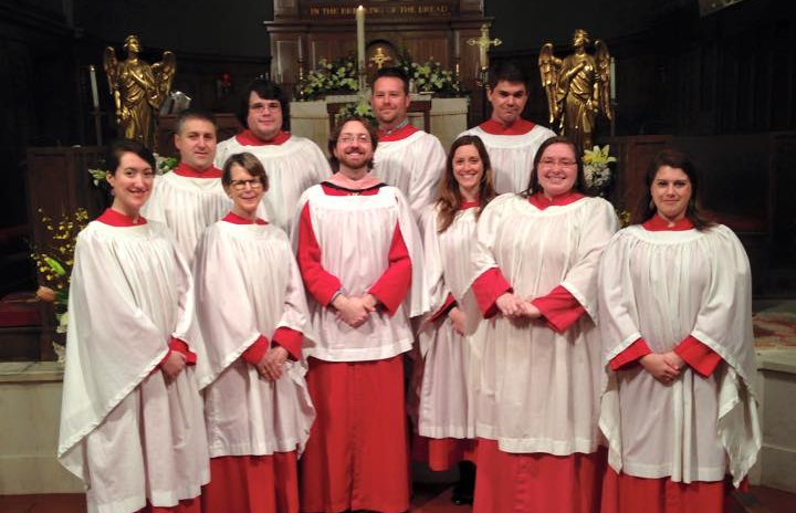 The Choir of St. Davids - Easter 2015